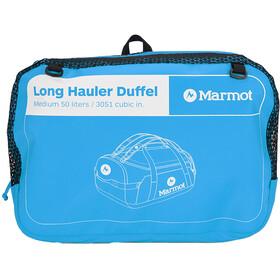 Marmot Long Hauler Duffel Mediano, azul